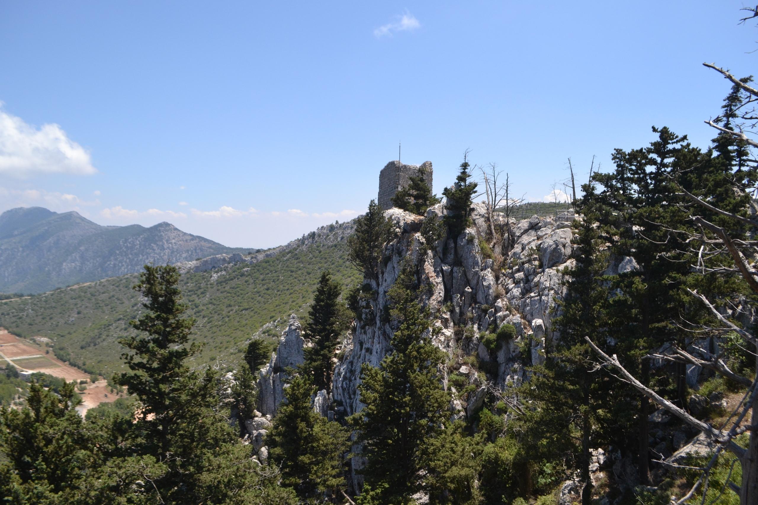 Северный Кипр. Замок Святого Иллариона. (фото). - Страница 3 KHdVIcMfUXY