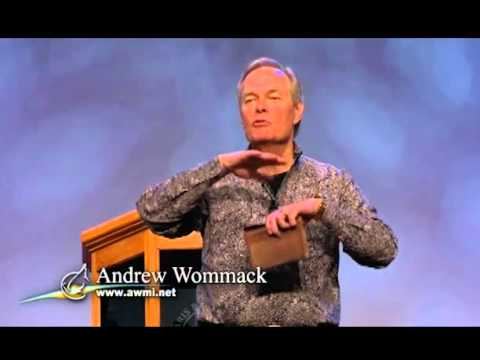 Andrew Wommack - Dwelling in God's Presence 5 - Andrew Wommack 2015