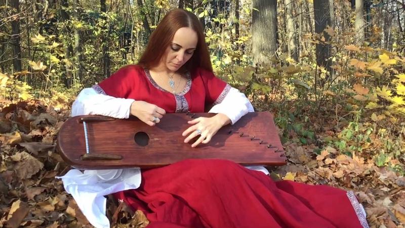 ГУСЛИ НЕБА Русские гусли музыка Gusli in the Sky russian harp