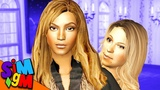 Beyonce Outshines Mariah