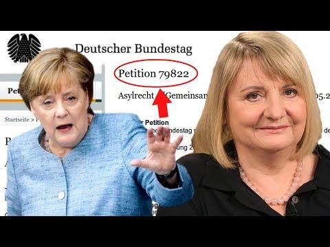 Unterstützt die PETITION von Vera Lengsfeld zur Gemeinsamen Erklärung 2018!