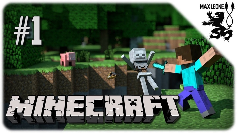 Minecraft 1 О ДА ЭТО МАЙНКРАФТ ДЕТКА