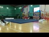 Открытие Всероссийского турнир по акробатике в Нефтеюганске