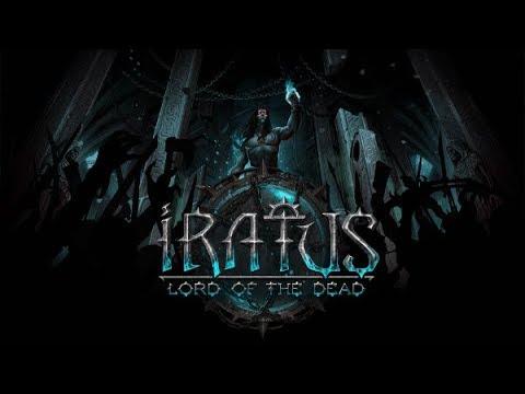 Iratuslord of the dead►ломающая стереотипы инди для любителей темных подземелий