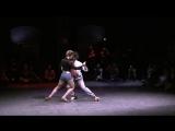 Serkan Cecilia dance tango @ Tango Nuevo Festival of Montreal 2010 (1