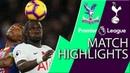 Crystal Palace v. Tottenham I PREMIER LEAGUE MATCH HIGHLIGHTS I 11/10/18 I NBC Sports