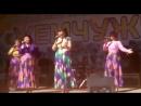 Черёмухи цвет)) выступление на празднике Виштынца