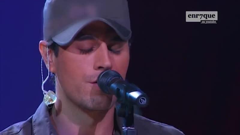 Enrique Iglesias Nunca Te Olvidaré multi lang lyrics best of all times HD
