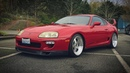 Это неправильная СУПРА Не заходи сюда Toyota Supra 1995 что с ней не так гоа Supra выставка