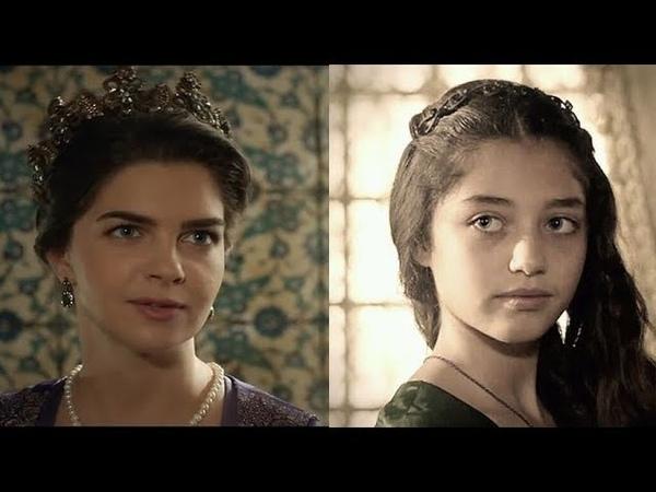 Вся правда о жизни и смерти дочери Михримах-султан - Айше Хюмашах-султан/Ayşe Hümaşah Hanım Sultan