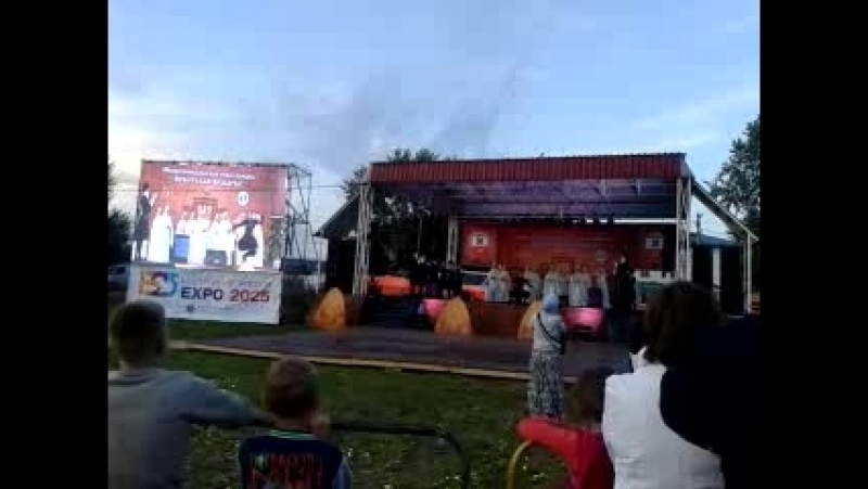 Концерт группы Ингушетии, в городе Ирбите.