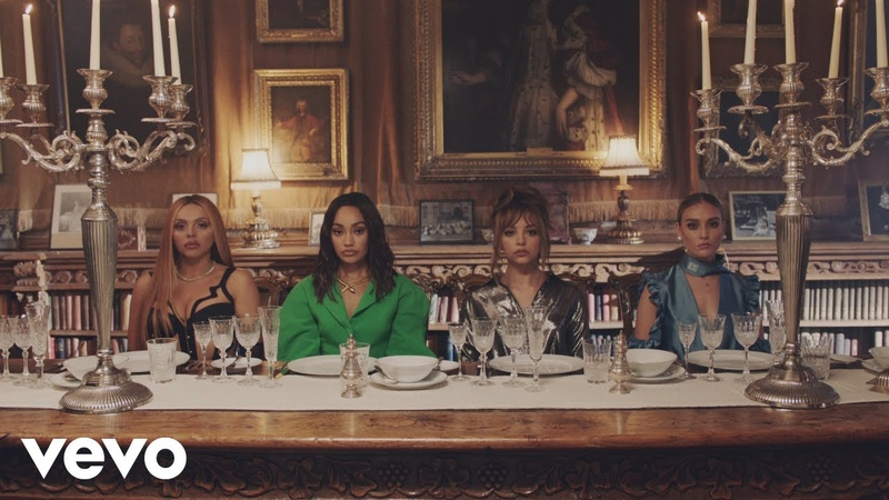Little Mix - Woman Like Me ft. Nicki Minaj (Official Video) [ vk.com/CINELUX ]