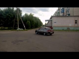 Выхлоп Subaru sound стингер