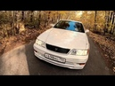Toyota Mark 2 Moscow Forest road