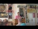 13.05.2018 - О слепом. Пророчество Амоса, гл.2.(1923) Барсуков В.В. (начало)