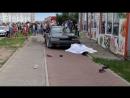 Пьяный водитель без прав сбил семью