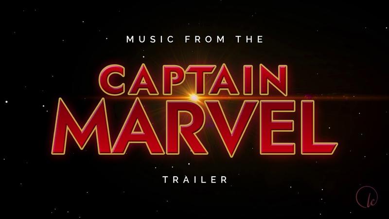 Captain Marvel Trailer Music