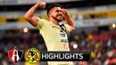 Mexico I Atlas vs América 1-2   Resumen Goles   Liga MX (J2)   2019
