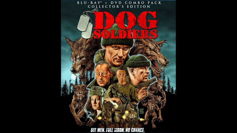 Псы-воины Dog Soldiers, 2002 год