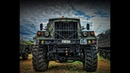 ЛАПТЕЖНИК МОНСТР КРАЗ 255 6Х6 | truck KRAZ 250 6X6 in hard off-road