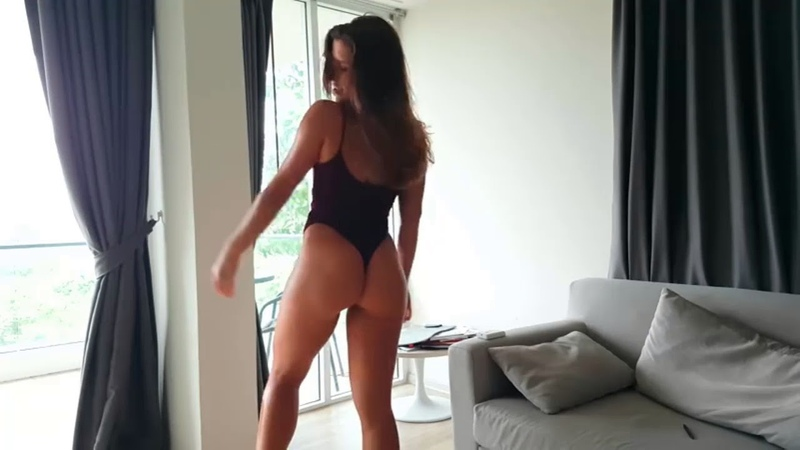 Teen Booty Nastya Dance Twerking 2018