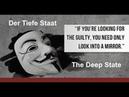 Der Tiefe Staat - The Deep State - Verschwörungstheorie? Mitnichten!