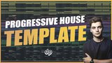 Progressive House Template (Martin Garrix, Matisse &amp Sadko, DubVision Style) + FLP