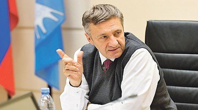 Жители Лианозова зададут вопросы префекту СВАО Валерию Виноградову на приеме в управе