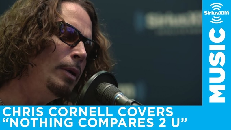 Chris Cornell Nothing Compares 2 U Prince Cover Live @ SiriusXM Lithium