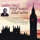Frank Sinatra альбом Sinatra Sings Great Songs From Great Britain