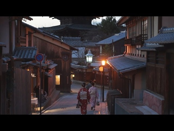 京都夜散歩 Kyoto night walk 清水寺~ねねの道 (SEL50F18SONY NEX-VG20)