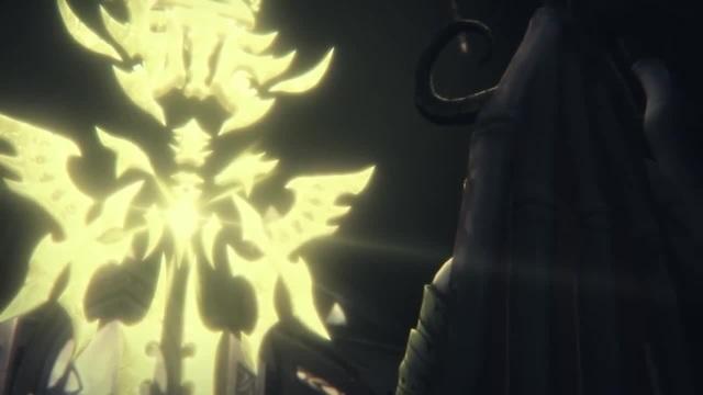 Illidan lightforged (World of Warcraft CinematicMachinima) · coub, коуб