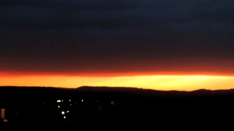 закат нерчинск