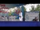 Тхэквондо показательные выступления,зел.остров 30.06.18