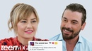 Riverdale's Skeet Ulrich and Mädchen Amick Compete in a Compliment Battle Teen Vogue