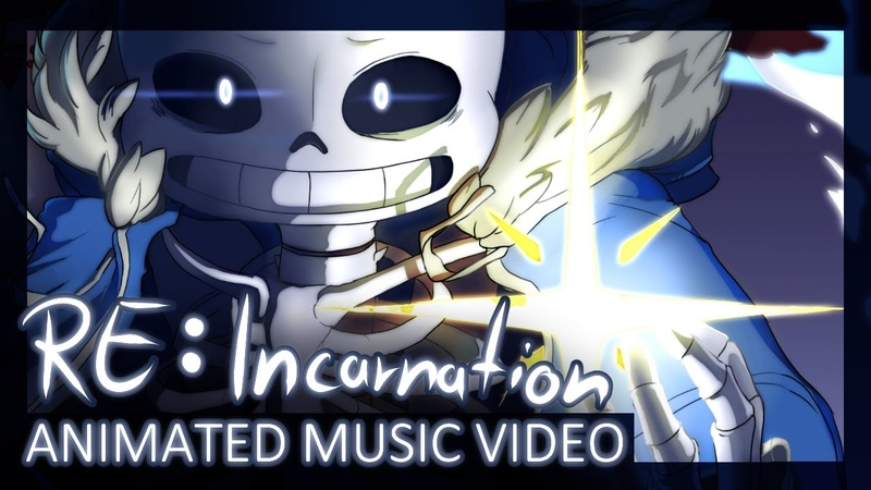 Undertale RE Incarnation Animation