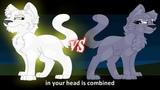 Whitestorm vs Mistyfoot. Epic Rap Battles of Warriors #3