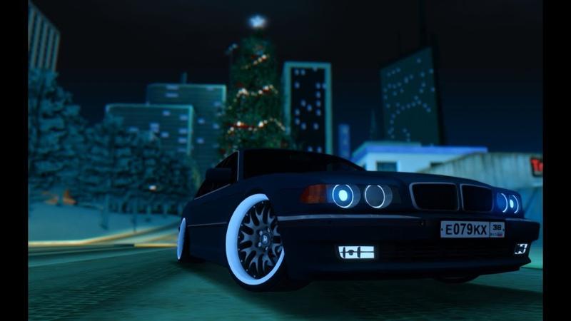 MTA TITAN RPG Купил BMW 7 серия E38 750IL