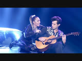 Mark Ronson ft. Miley Cyrus - Nothing Breaks Like a Heart (Live on The Graham Norton Show)