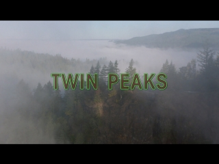 Twin peаks (2017) | mаin title sequenсe