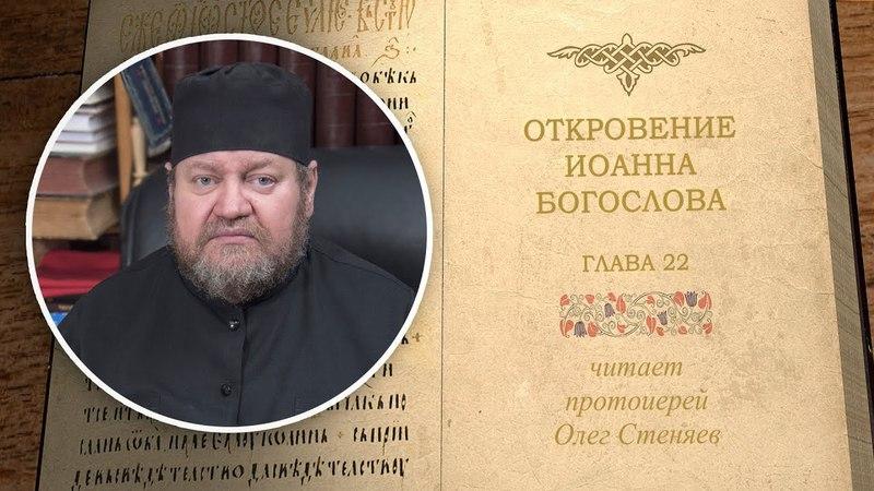 Апокалипсис. Глава 22. Священник Олег Стеняев. Библейский портал