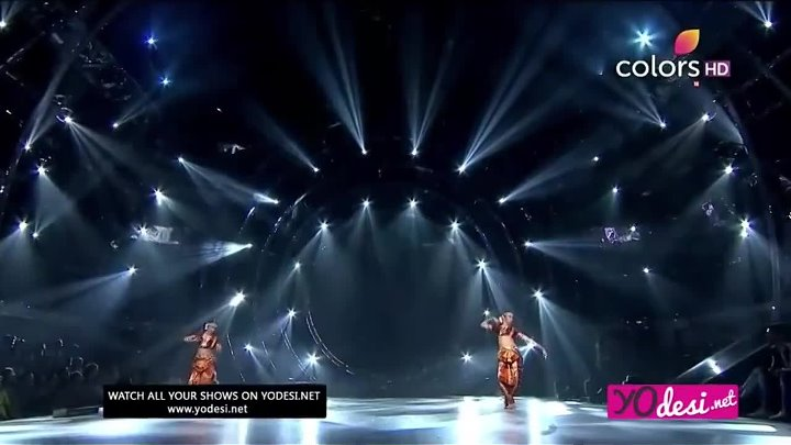 Хип-хоп и национальный индийский танец в одном флаконе! Класс