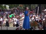 Марина Девятова в Тарханах (07.07.2018)