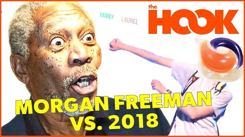 Morgan Freeman Reviews 2018 | The Hook