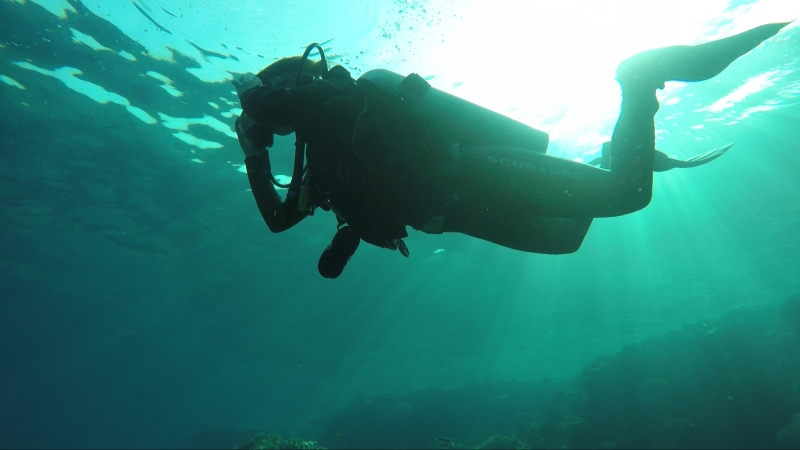 GoPro Dahab / Diving is sexy
