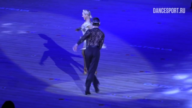 Armen Tsaturyan - Svetlana Gudyno RUS, Jive, honor dance