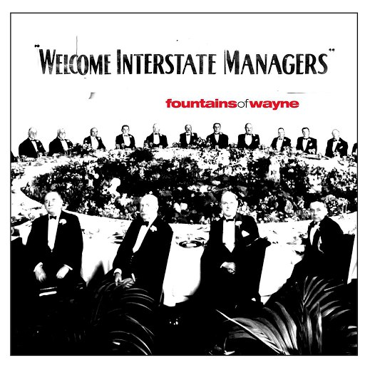 Fountains Of Wayne альбом Welcome Interstate Managers