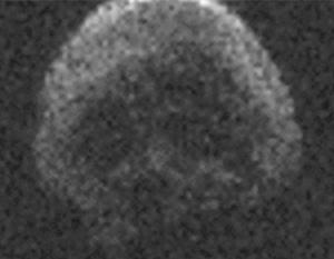 Астрономы сообщили о приближении астероида-черепа