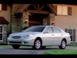Поколения Lexus ES