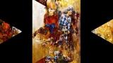 Арлекино, Пьеро и другие в картинах художника Николая Федяева